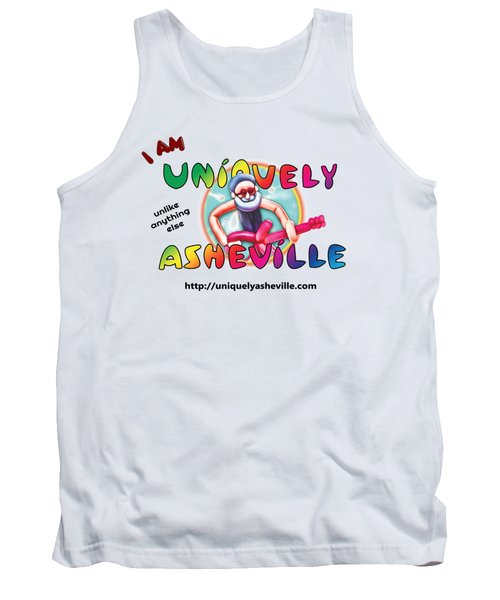 Are You Uniquely Asheville Tank Top
