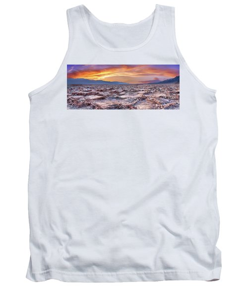 Tank Top featuring the photograph Arid Delight by Az Jackson