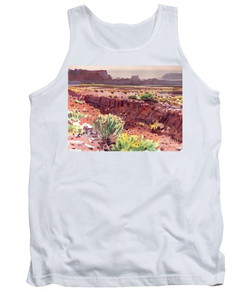 Arizona Arroyo Tank Top by Donald Maier