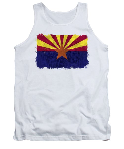 Arizona Flag Tank Top