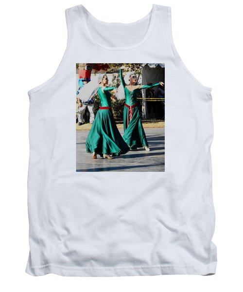 Armenian Dancers 10 Tank Top