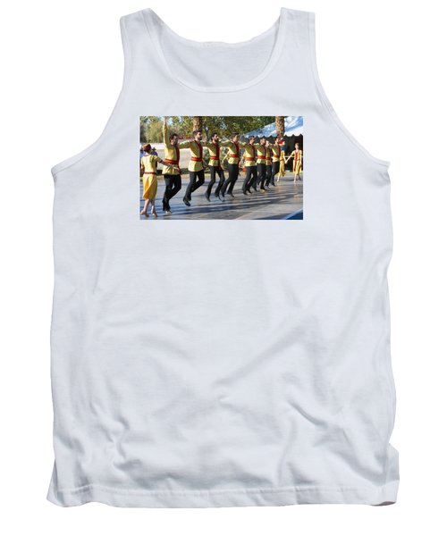 Armenian Dancers 3 Tank Top