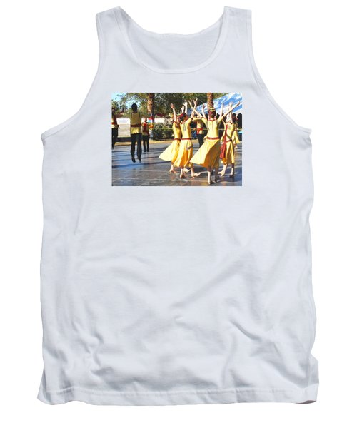 Armenian Dancers 4 Tank Top