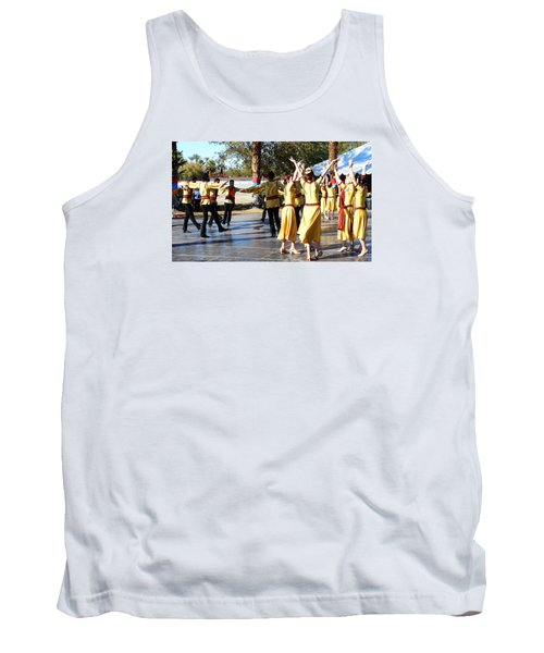 Armenian Dancers 5 Tank Top