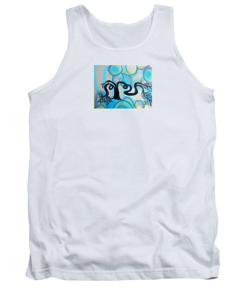 Arms Across The Forest Tank Top