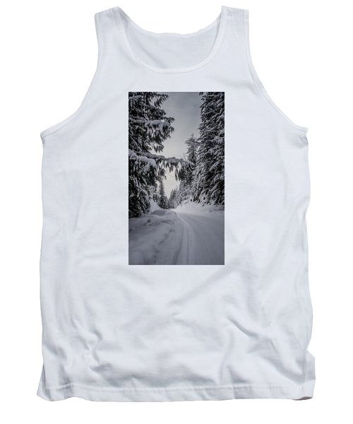 Around The Bend Tank Top by Albert Seger
