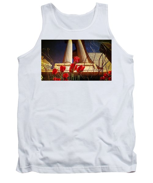 Art In The City Tank Top