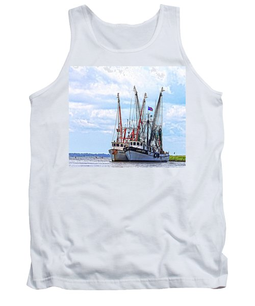 Art Of The Turn Tank Top