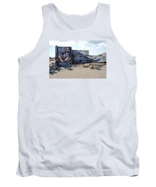 Art Or Graffiti Tank Top