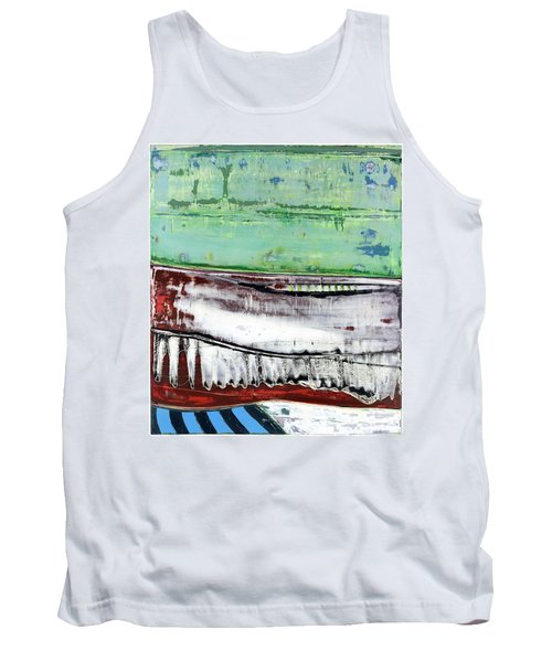 Art Print Abstract 97 Tank Top