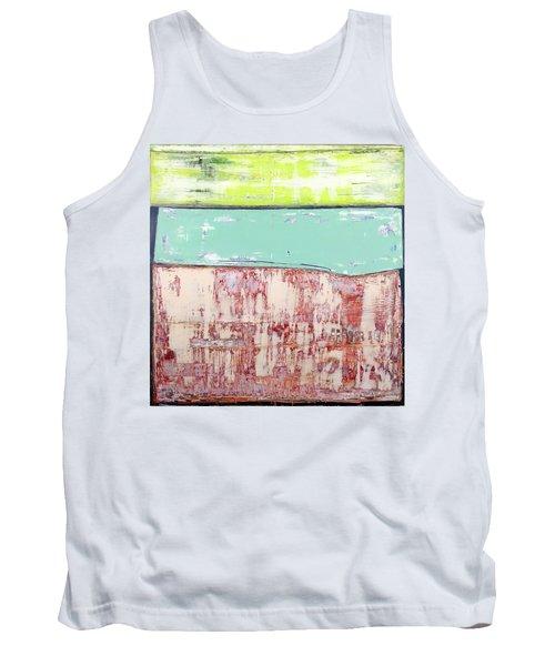 Art Print Abstract 19 Tank Top