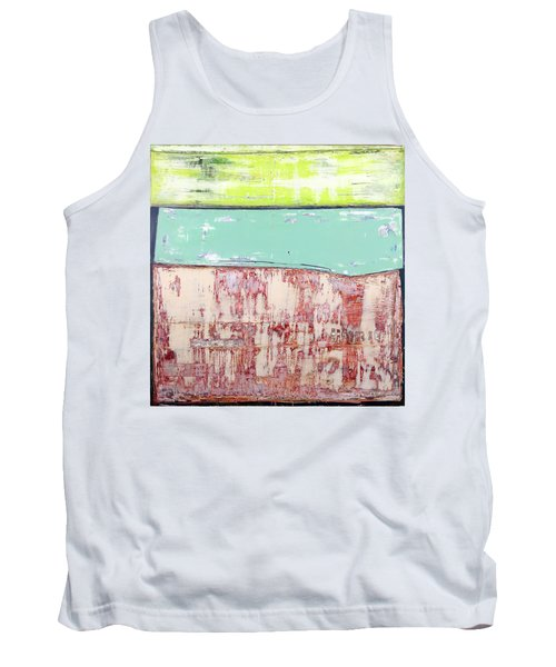 Art Print Abstract 19 Tank Top