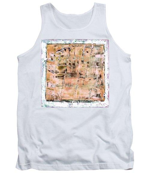 Art Print California 02 Tank Top