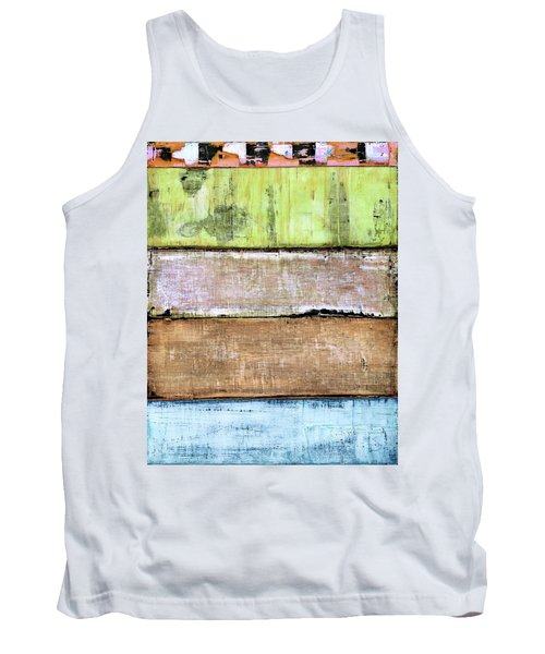 Art Print Sierra 4 Tank Top