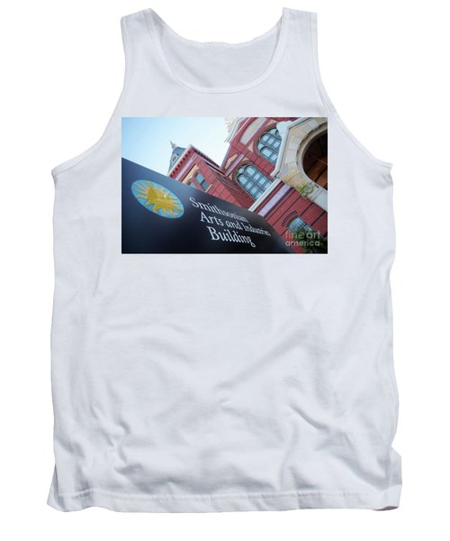 Arts And Industry Museum  Tank Top
