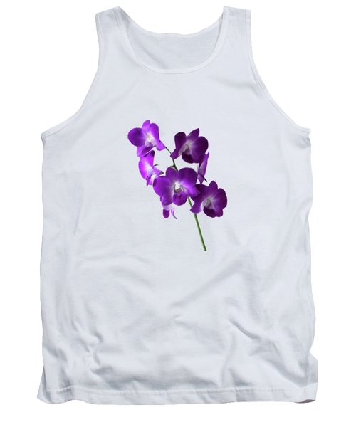 Floral Tank Top by Tom Prendergast