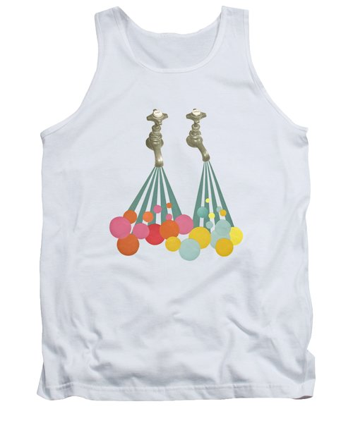 Soapsuds Tank Top