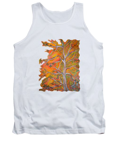 Nature's Energy Tank Top