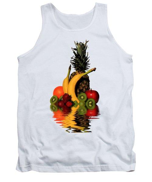 Fruity Reflections - Light Tank Top