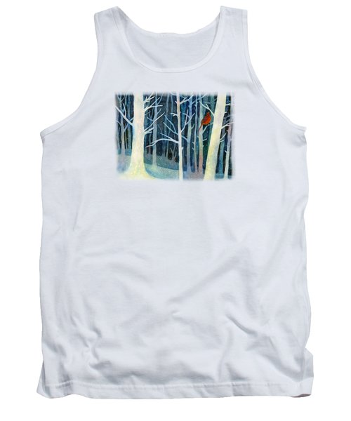 Quiet Moment Tank Top by Hailey E Herrera