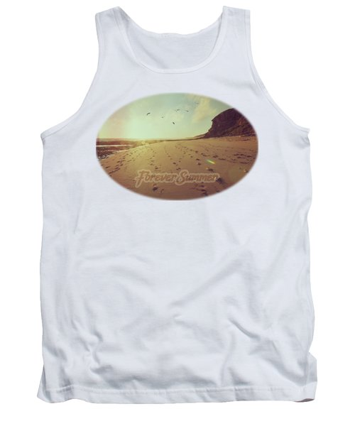 Tank Top featuring the photograph Forever Summer 9 by Linda Lees