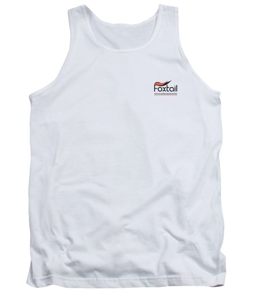 Foxtail Logo Tank Top