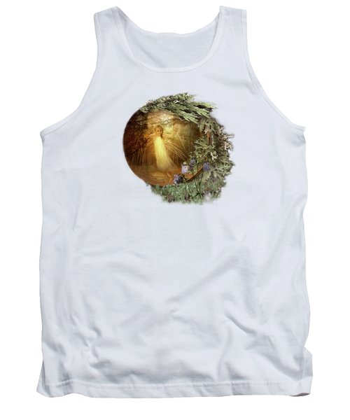 No Such Thing As Elves Tank Top