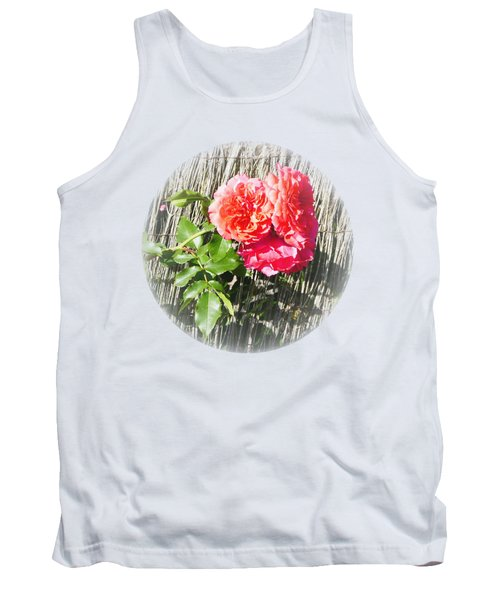 Floral Escape Tank Top by Ivana Westin