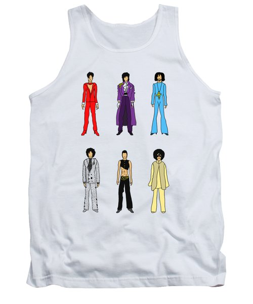 Outfits Of Prince Tank Top