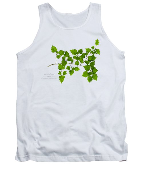Tank Top featuring the photograph Hawthorn by Christina Rollo