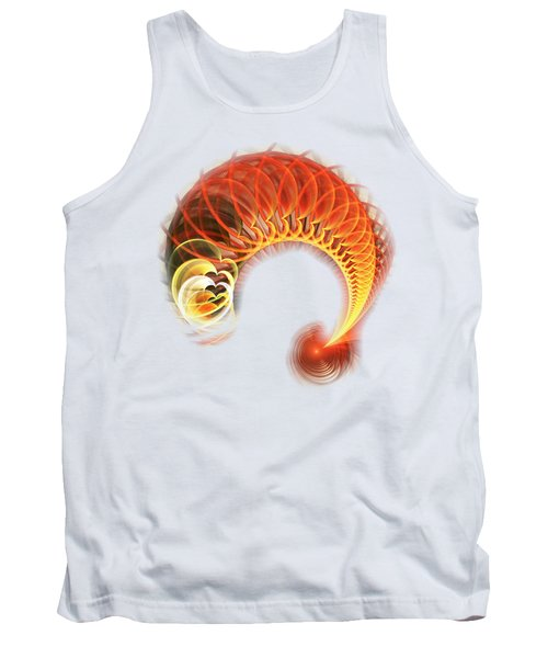 Heart Wave Tank Top