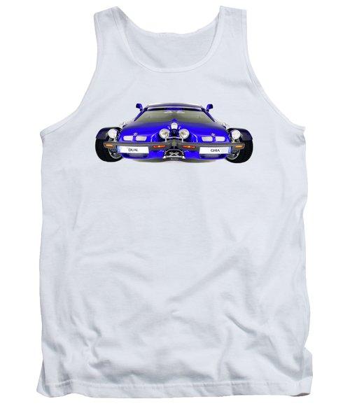 Dual Ghia Tank Top