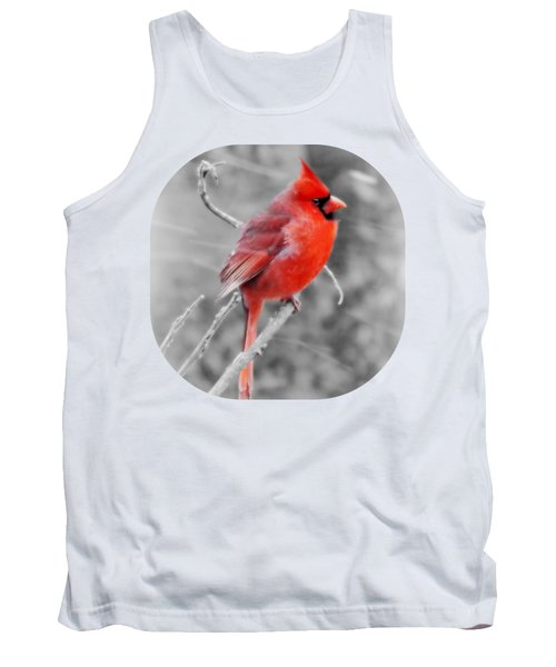Frosted - Winter Tank Top