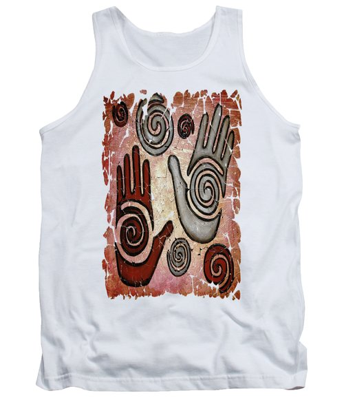 Healing Hands Fresco Tank Top