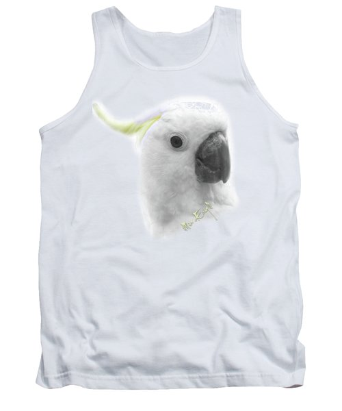 Three Cockatoos Tank Top