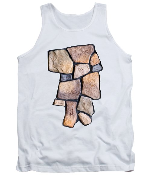 Psaumes 114 Tank Top