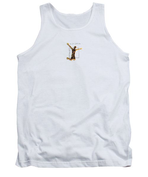 Psaumes 35-9 Tank Top