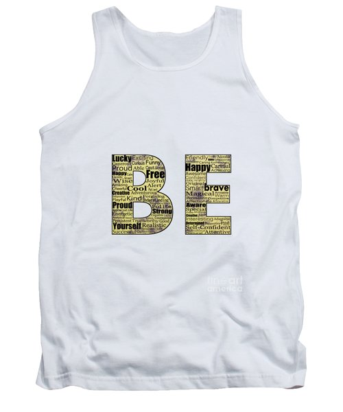 Be Inspired Tank Top