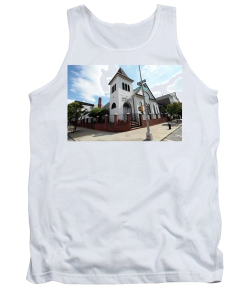 Asamblea Evangelica Evergreen Church Tank Top
