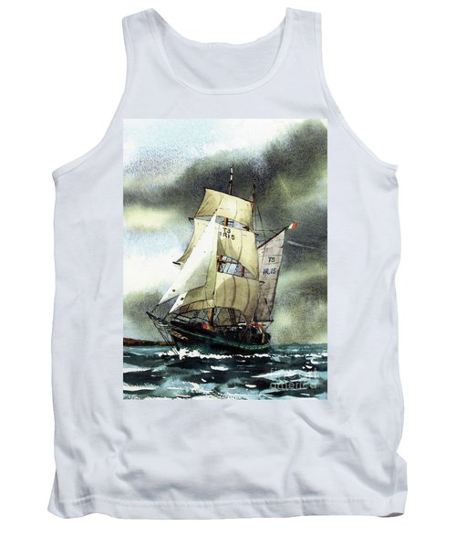F  758  Asgard 11 Often Sailed Along The Wild Atlantic Way Tank Top