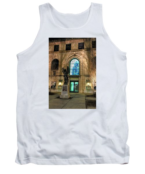 Asheville Art Museum Tank Top