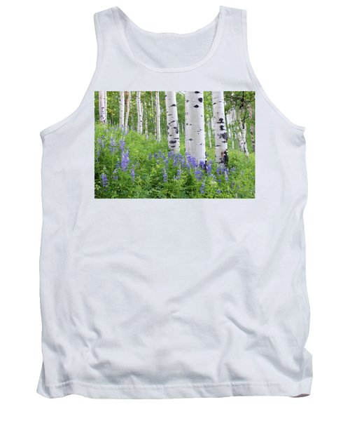 Aspen And Lupine Tank Top