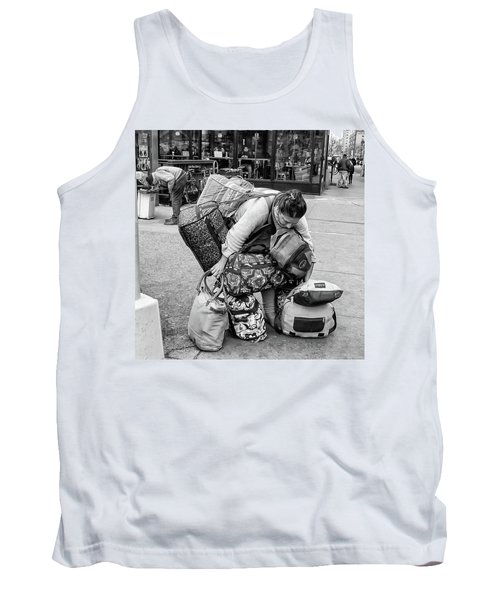 Bag Lady Tank Top