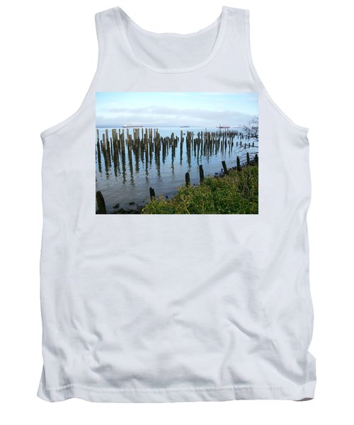 Astoria Ships  Tank Top
