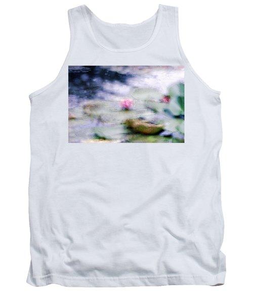At Claude Monet's Water Garden 12 Tank Top