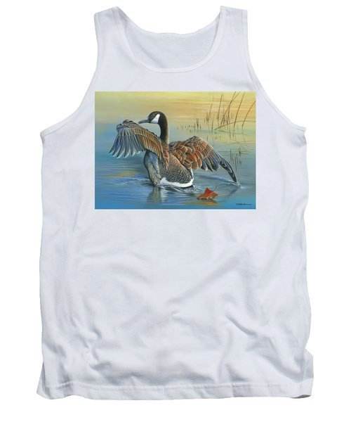 At First Light Tank Top