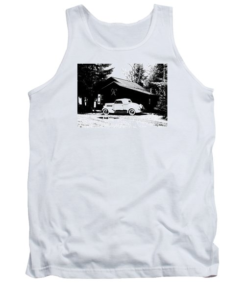 At The Cabin Tank Top