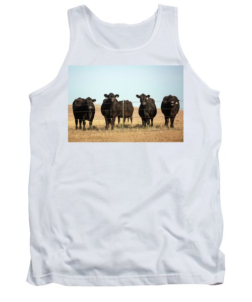 At The Fence Tank Top