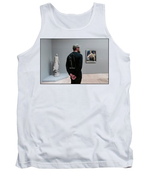 At The Whitney  Tank Top