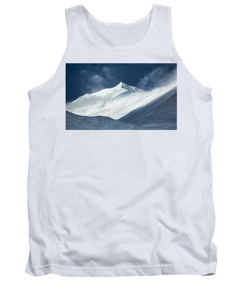 Atigun Pass In Brooks Range Tank Top